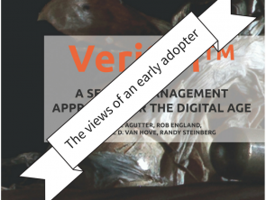 What is it early adopter Steve Leach likes about VeriSM™?