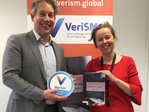 4me and IFDC partner on VeriSM™ for Enterprise Service Management